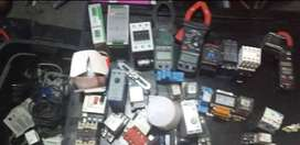 Electrical testers and components