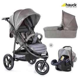 Hauck Rapid 3R trio set