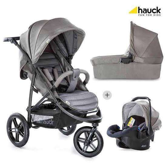 Hauck Rapid 3R trio set 0
