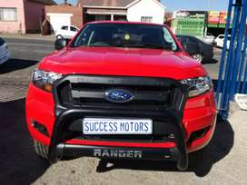 2018 Ford Ranger 2.2 speed