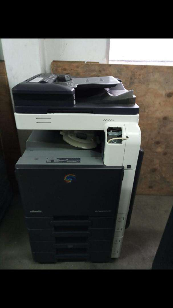 Classic C280 konica Minolta photocopier printer scanner 0