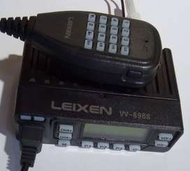 LEIXEN VV-898S 4X4 DUAL BAND MOBILE TRANSCEIVER