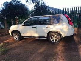 Nissan xtrail stripping for spares