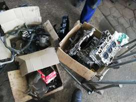 renault kwid engine stripping for spares
