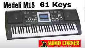 Medeli Keyboard New 61keys