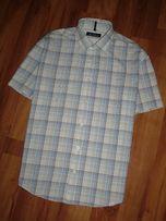 Ben Sherman - Oversize Check Shirt ( penguin merc fred perry belstaff