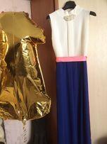 Платье в пол / выпускное / вечернее