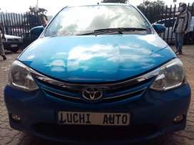 TOYOTA ETIOS HATCHBACK 1.5 engine capacity