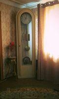 Напольные часы Янтарь с четвертным боем в дубовом корпусе