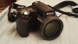 Nikon CoolPix E8800 VR. Nikkor ED 8.9-89 mm/1:2.8-5,2, made in Japan