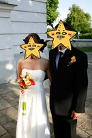 Suknia ślubna - skromna, lekka, bardzo wygodna