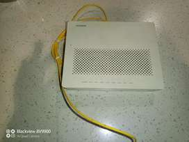 Huiwei Fibres  wireless router  HG824OH
