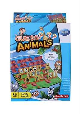 GUESS ANIMALS GAME