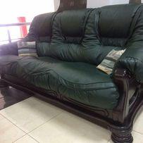 Мебель из натуральной кожи