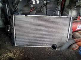 BMW 120d and 320d radiator fits e90 and e87