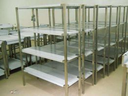 Изготовление изделий из нержавеющей стали на заказ