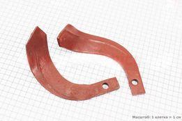 Лапти, ножи, фреза для мотоблоков Зубр, Форте, водяное и воздушное