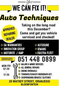 Image of Get the best Mechanical Service Today