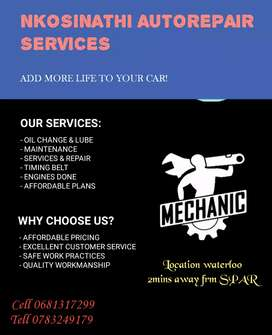 Best machanic we specialize in keeping u nd ur family on da move