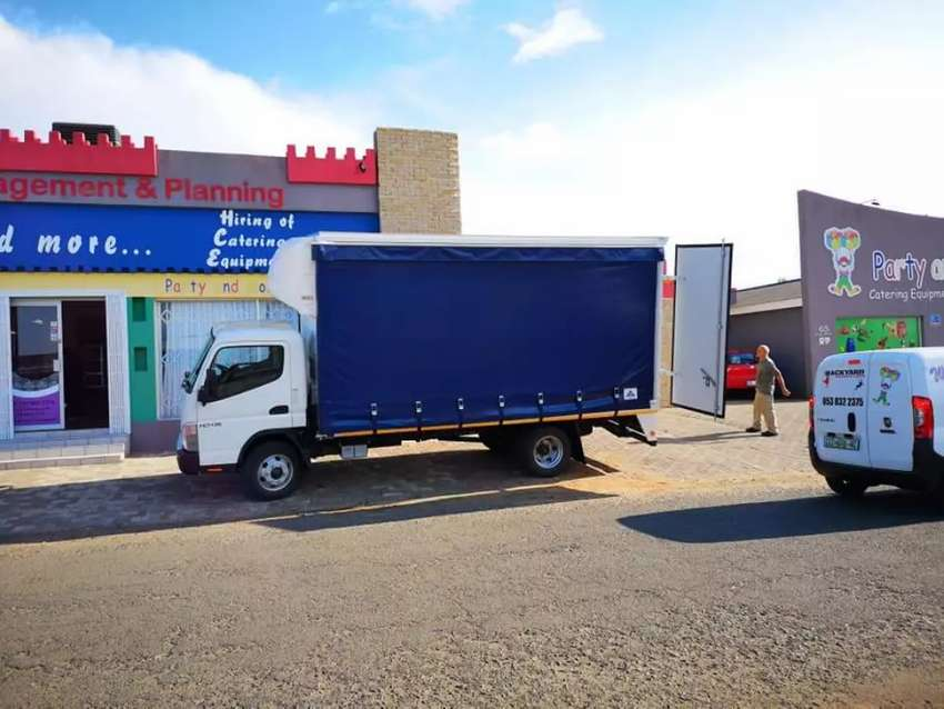Westend trucking and removals cc 0