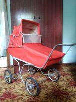 Советская коляска для кукол