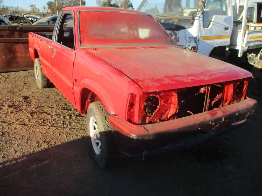 FORD COURIER BODYSHELL