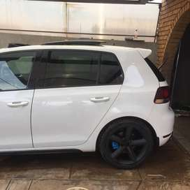 VW Golf 6 GTI for sale R110000.