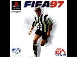 FIFA 97 Playstation PSX 1 Psone unikat retro