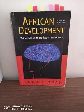 African development second edition