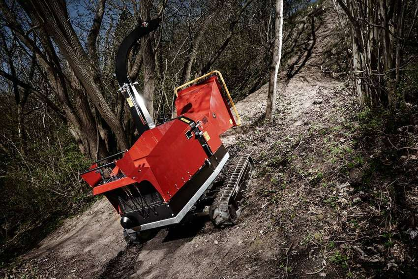 TP 160 TRACK is created for jobs demanding