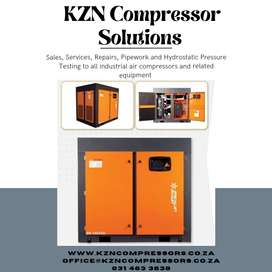 Air Compressors & Related Equipment