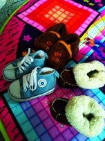 Первая обувь, пинетки, кеды,