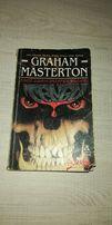 Ksiązka- Tengu G. Masterton Horror Sensacja Powieść 1991