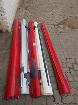 Mercedes Benz W205 side skirts for sale