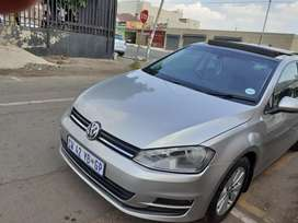 2015 Volkswagen Golf 7 TSI sunroof leather sit