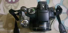Cannon Camera, with display LCD screen.