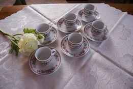 filizanki porcelana chinska z lat osiemdziesiatych