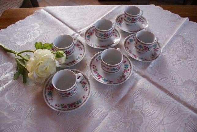 filizanki porcelana chinska z lat osiemdziesiatych Leszno - image 1