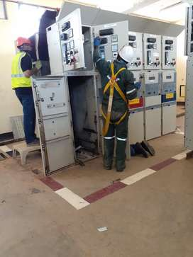 Switchgear/transformer/protection relay repairs and testing