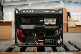 Viking 6.3kVA 5kW Petrol Generato for sell