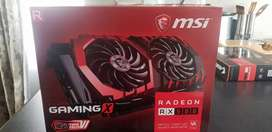 MSI Radeon RX 580 graphics card for sale