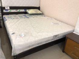 Кровать 2,0*1,6 бук, Сборка и установка -БЕСПЛАТНО