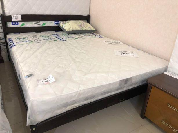 Кровать 2,0*1,6 бук, Сборка и установка -БЕСПЛАТНО Херсон - изображение 1