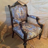 Реставрация. Антикварное кресло.