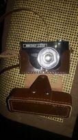 Фотоаппарат Вилия-авто, абсолютно новый, в комплекте кожаный чехол