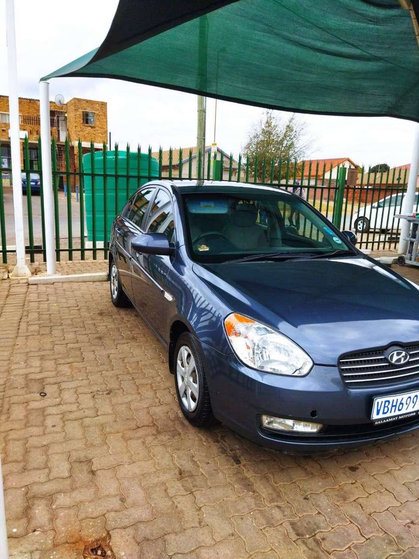 Hyundai Accent 1.6 2006 for sale