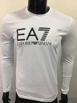 Longsleeve bluzka koszulka Emporio Armani EA7 M-XXL POBRANIE 24h HIT!