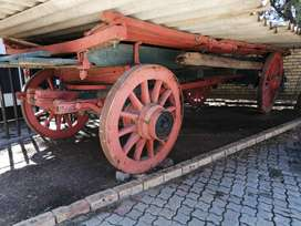 Transport Ox-wagon for sale - Delareyville
