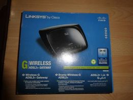 router linksys by cisco model wag54g2