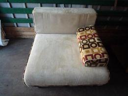 Диван-кровать малютка, раскладной, или для прихожей.